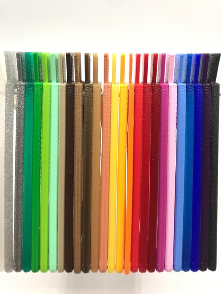 assortimento colori paraelica